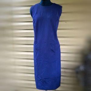 Talbots | Royal Blue Career Sheath dress